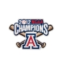 Decal: 'A' Logo Bat<BR>2012 NCAA Champions