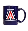 Coffee Mug: Arizona Logo Navy