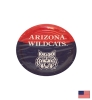 "7"" Arizona Wildcat Paper Plates (8 Pack)"