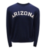 Arch 'Arizona' Navy Crew Sweater