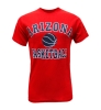 Red Arizona Basketball T-Shirt