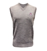 Nike Golf: 'A' Logo Men's Charcoal Sweater Vest