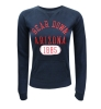 League: Arch BEAR DOWN Arizona 1885 Navy Crew Sweater