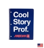 Notebook: Cool Story Prof. Navy <i>Arizona</i> 1 Subject