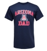 MV Sport: <i>Arizona Dad</i> Navy 'A' Logo T-shirt