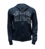 Outline ARIZONA BEARDOWN Full-Zip Navy Hoodie