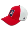 The Game: Navy 'A' Logo State Outline Red & White Cap