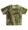 Infant Camo 'A' Short Sleeve Tee