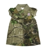 Infant: 'A' Logo Camo Dress Onesie