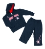 Toddler: Stars Arizona 'A' Logo Navy Hoodie and Pants Set