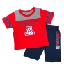Infant: Arizona 'A' Wildcats 85 Shirt and Pants