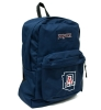 JanSport: 'A' State Outline Navy Backpack