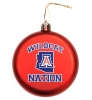 Wildcat Nation Red Ornament