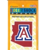 Decal: Arizona Logo State Outlined
