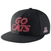 Nike: Arizona GO CATS Pro Verb Black Cap