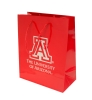 Block 'A' University of Arizona Red Gift Bag
