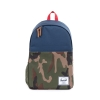 Herschel: Jasper Backpack Woodland Camo/Navy/Red