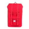 Herschel: Little America Backpack Red/Red Rubber