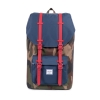 Herschel: Little America Backpack Woodland Camo/Navy/Red