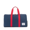 Herschel: Novel Duffle Navy/Red/Woodland Camo