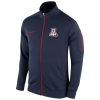 Nike: Arizona Wildcats Men's Navy Empower Jacket