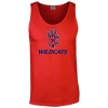 Gildan: Arizona Wildcats 'WC' Hand Symbol Men's Red Tank