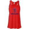 Gildan: Arizona Wildcats 'WC' Hand Symbol Women's Red Tank