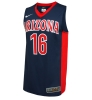 Arizona No. 16 Navy Replica Basketball Jersey by Nike