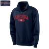 JanSport: Arizona E-Zee 1/4 Zip II Navy Collegiate