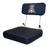 Stadium Seat: 'A' Logo Navy Folding Chair