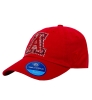 Arizona Ladies Red Bling Adjustable Hat