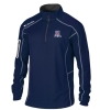 Columbia: Men's Shotgun Golf Navy 1/4 Zip