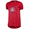 Champion: Arizona Wildcats Bear Down Red Infinity Tee
