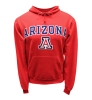 Champion: ARIZONA 'A'<BR><B>Red</B> Hoodie