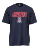 Badger Sport: Arizona Wildcats  B-Core Tee Navy