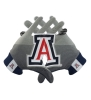 Nike: 2016 Arizona Wildcats Stadium Football Gloves