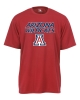 Badger Sport: Arizona Wildcats B-Core Tee Red
