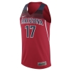Nike: Arizona Basketball On-Court ELITE Replica Jersey Red