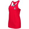 Colosseum: Arizona Bamboozled Elastic Strap Tank Red