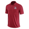 Nike: Arizona Wildcats Early Season Stripe Polo-Red
