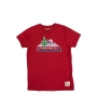 Retro Brand: Arizona Vault Cactus Logo Toddler Short Sleeve
