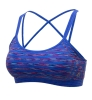 Colosseum: Arizona Low-Impact Sports Bra-Zenith Blue