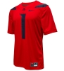 Nike: Arizona Wildcats Dri-Fit Replica Football Jersey Red