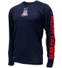 Nike: Arizona Project Trainer Freshman Long Sleeve Navy