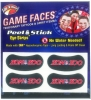 Fan-A-Peel: Game Faces Zona Zoo Eye Strips
