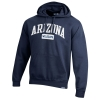 Gear For Sports: Arizona Wildcats Big Cotton Hood Navy