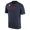 Nike: Arizona Wildcats Legend Staff Sideline Dri-FIT-Navy