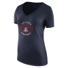Nike: Arizona Wildcats Basketball Logo Tri-Blend Tee-Navy