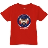CT Beat: Arizona Wilbur Future Wildcat Toddler Tee - Red