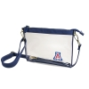 Capi Designs: Arizona Small Crossbody Clear Bag